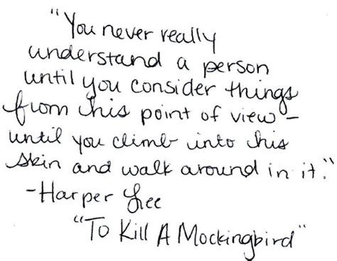 to kill a mockingbird theme growing up quotes folks don t like to have somebody around knowi by harper