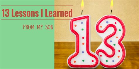 lessons learned from years with services 13 lessons i ve learned from my 13 year incite to
