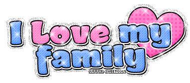 imagenes i love my family big crazy family