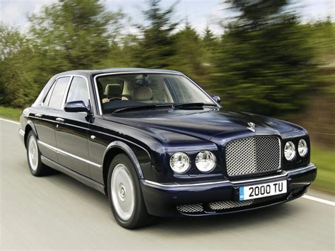 bentley arnage r bentley arnage technical specifications and fuel economy