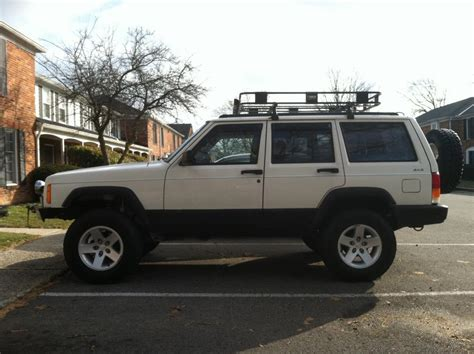 Jeep Xj Wheels Rubicon Wheels And Tires Do The Fit An Xj Jeep