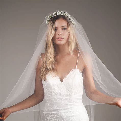 bridal veil veil order today made with