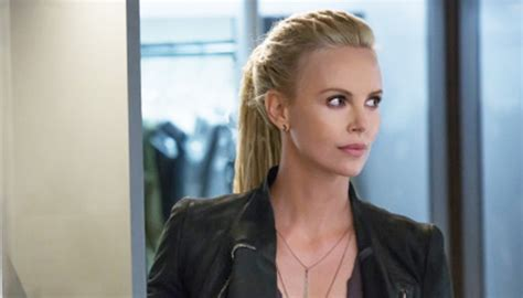 fast and furious 8 villain charlize theron revealed as fast 8 villain cipher