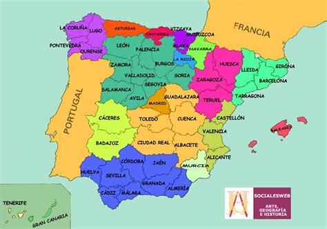 Carte Espagne Tour du monde en images ? Jump Voyage
