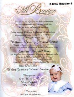 invitaci n para bautizo catolico imagui new style for 2016 2017 http oracionesparabautizo com wp content uploads 2013 11