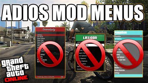 nuevo mod menu de gta v de pago youtube se acabaron los mod menus de pago en gta 5 online take