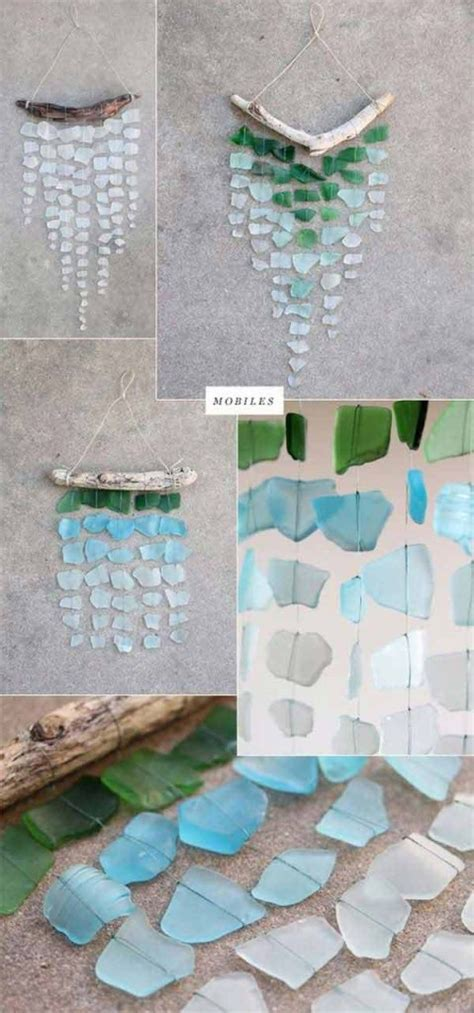 sea glass home decor 17 creative diy home decorations with colored glass and