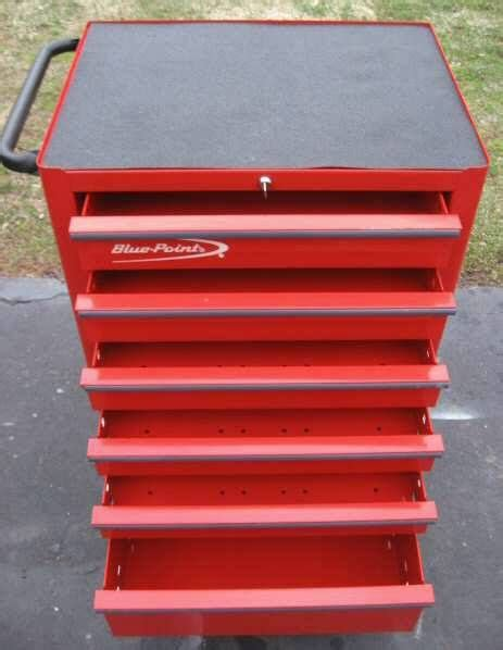 Snap On 6 Drawer Tool Box by Snap On Blue Point 6 Drawer Tool Box Cart Roll Cab On Popscreen
