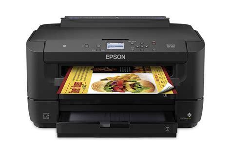 Paket Tinta Paper Epson Ink Best Photo Quality Grade A workforce wf 7210 wide format printer inkjet printers for work epson us