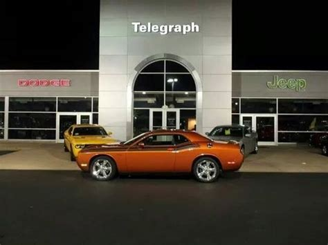 dodge dealership on telegraph telegraph dodge chrysler jeep ram mi 48180 4022