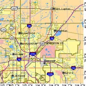 henderson colorado co population data races housing