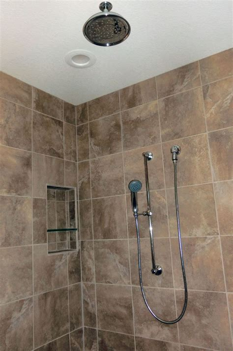 Shower With Handheld by How To Make A 4 Wide Walk In Shower