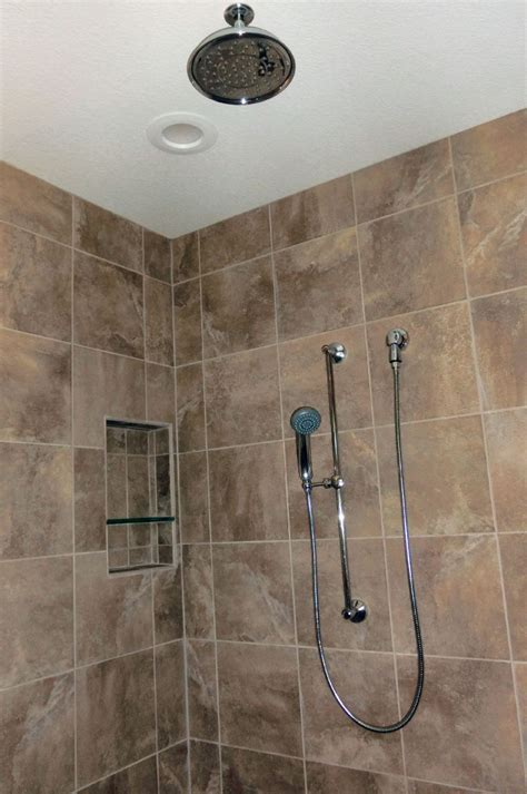 How to Make a 4? Wide Walk In Shower
