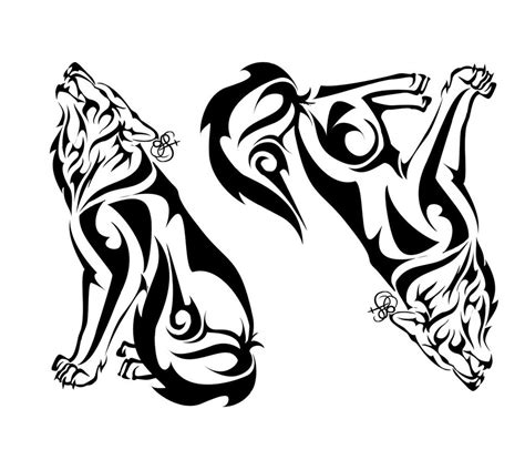 tribal wolf coloring page free coloring pages of tribal patterns
