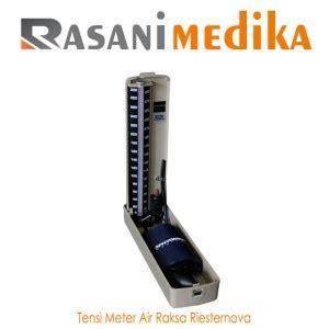 Tensimeter Air Raksa Riester jual tensi meter air raksa riester rasani medika