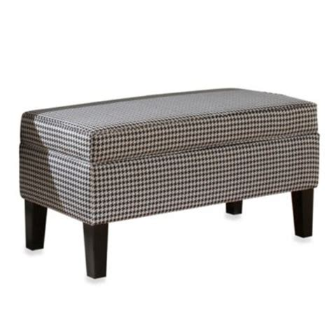 bench bed bath and beyond buy padded storage bench from bed bath beyond