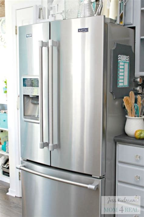 hometalk clean your stainless steel appliances and keep