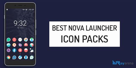 best nova launcher icon themes top 10 nova launcher themes icon packs of 2018 to
