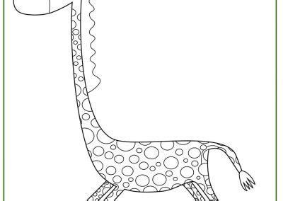 imagenes jirafas tiernas 99 dibujos de jirafas 174 tiernas y lindas jirafas para colorear