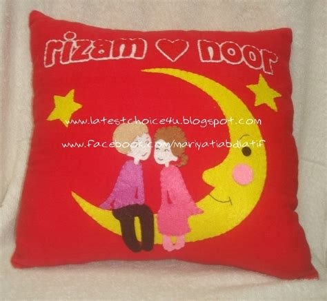 Bantal Craft choice 4u bantal craft felt 3