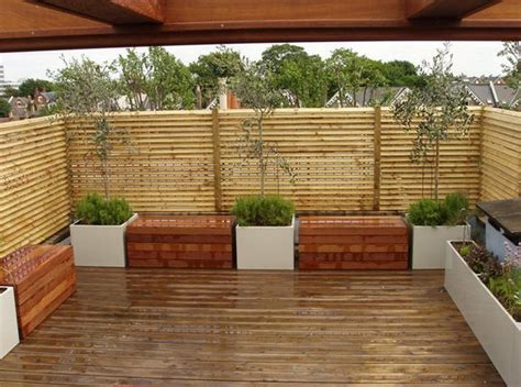Bamboo Privacy Screen : Traditional Outdoor Design with