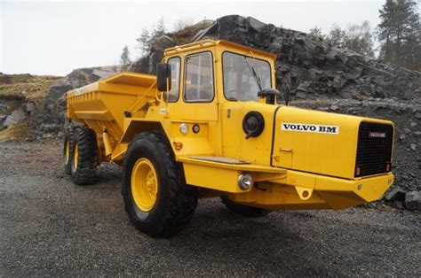 volvo dr   articulated dumper  norway  sale  truck id