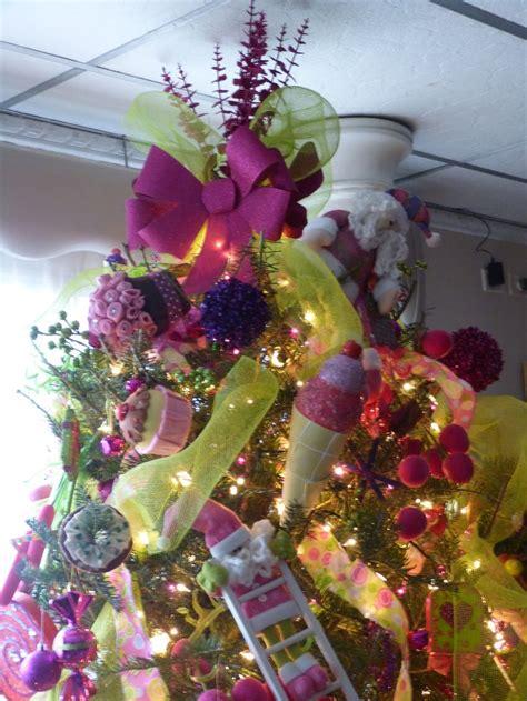 árbol de navidad con dulces 1000 images about navidad ideas on trees navidad and snowman tree
