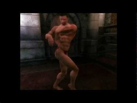 male body replacer mods skyrim tes iv oblivion bodybuilder body replacer youtube