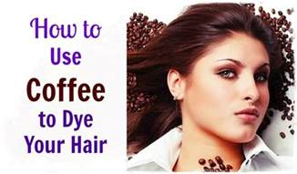 which hair dye is less damaging to hair how to use coffee to dye your hair and improve your hair