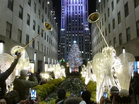 the 2014 christmas tree at rockefeller center gmf journal
