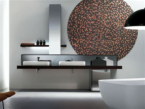 glass bathroom vanity units collections