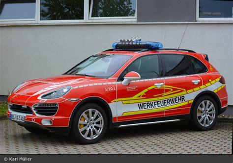 Werkfeuerwehr Porsche Leipzig by Einsatzfahrzeug Florian Porsche Weissach 01 10 01 Bos