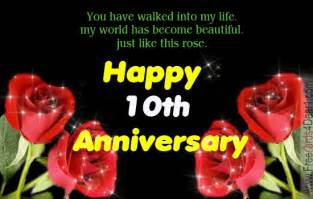 happy 10th anniversary greeting ecard animated gif greeting cards