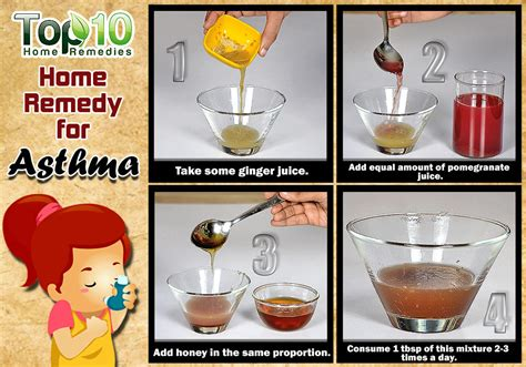 home remedies for asthma honey