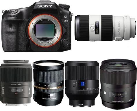 best lenses for sony alpha best lenses for sony a99ii times