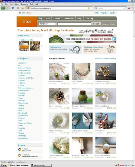 etsy first sale anastasia handmade so unexpected