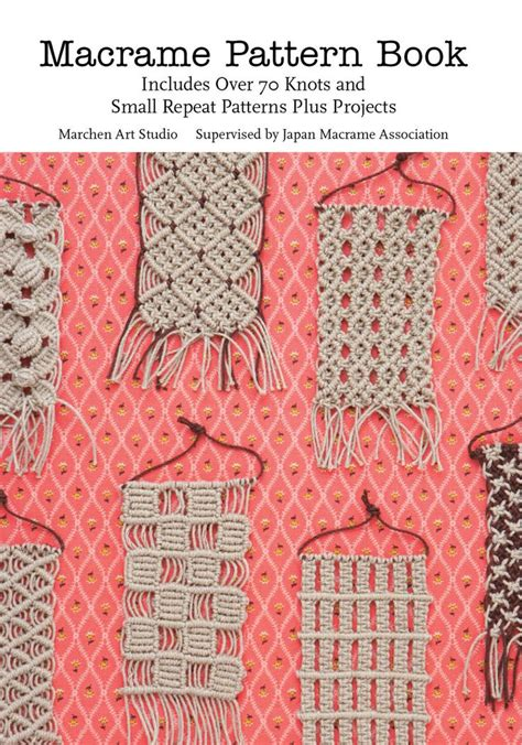 How To Learn Macrame - 25 best ideas about macrame patterns on