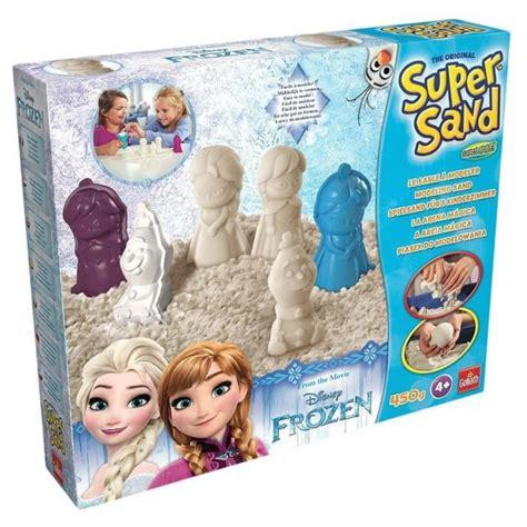 Promo Elsa Set 3in1 la reine des neiges sand disney achat vente jeu de 224 modeler cdiscount