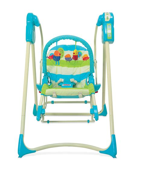 Fisher Price Smart Stages 3 In 1 Rocker Swing Rrp 163 100 Ebay