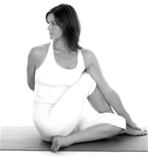 Joanna By Assana ardha matsyendrasana seated half spinal twist