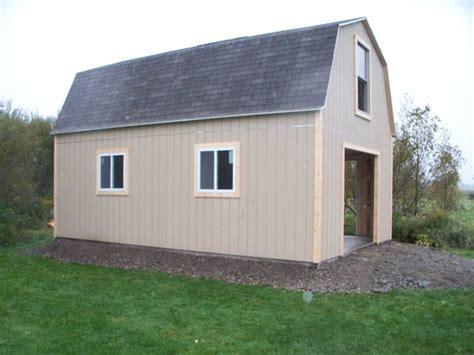 16x24 Shed by 16x24 Garage With Loft Studio Design Gallery Best