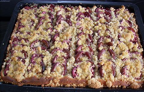 Zwetschgen Streusel Kuchen Rezepte Suchen