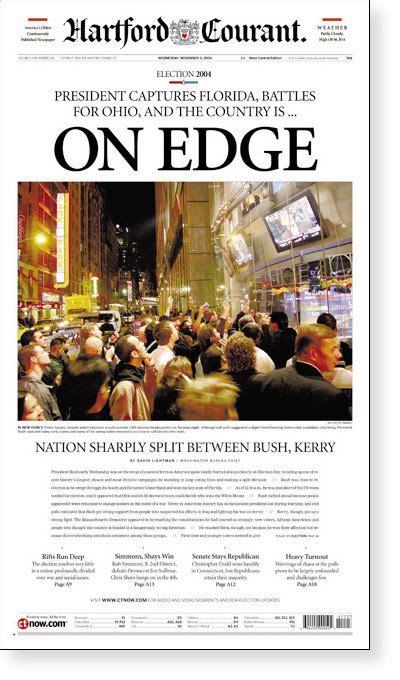 typography news newspapers design