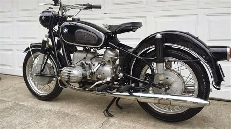 Motorrad 500 Ccm by Bmw R50 2 Survivor Vintage German Motorcycle 500ccm