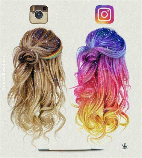 hairstyles drawings pinterest daily art dailyart fotos e v 237 deos do instagram