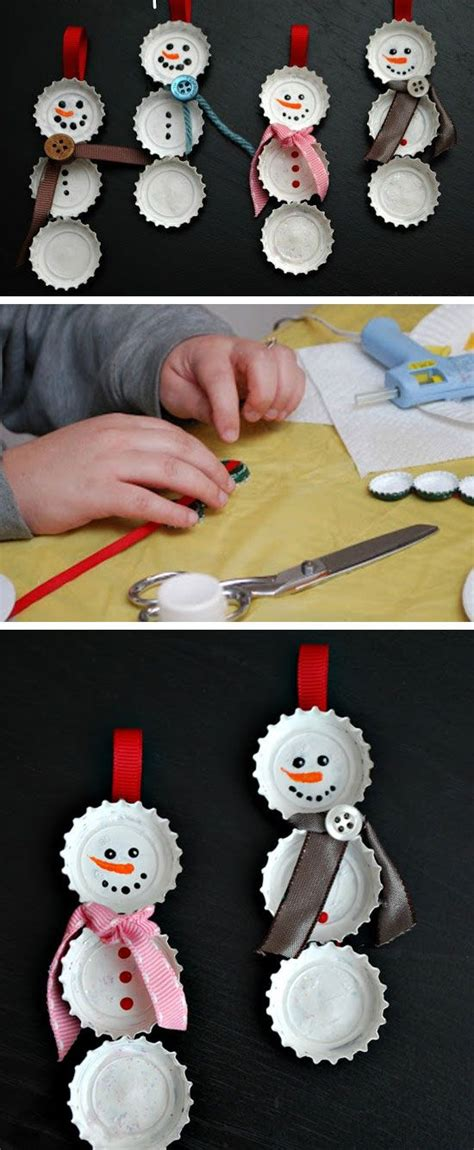17 best ideas about easy christmas crafts on pinterest