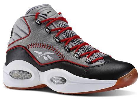 question sneakers reebok question baseball sneaker bar detroit