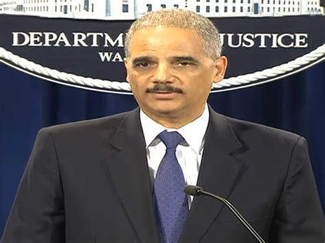 Eric Holder Criminal Justice Record Attorney General Eric Holder Says He Has Ordered A Criminal Investigation Into Irs