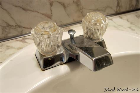 Bathroom Sink How To Install A Faucet Replacing Bathroom Faucet