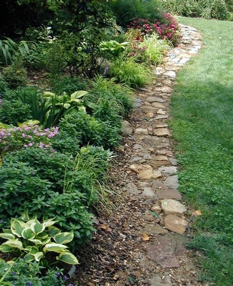 Rock Edging For Gardens Beautiful Edging For Gardens 3 Rock Garden Edging Ideas Smalltowndjs